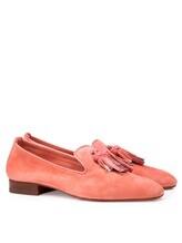 Балетки Santoni WUBV57127 100% кожа Розовый Италия изображение 0