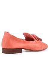 Балетки Santoni WUBV57127 100% кожа Розовый Италия изображение 3