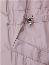 Полупальто Herno GC0180D 100% полиамид Светло-серый Италия изображение 7