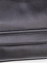 Сумка ZANELLATO 06515 100% кожа Черный Италия изображение 7