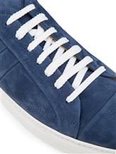 Кеды EREDA ERM1502 100% кожа Синий Италия изображение 5