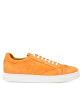 Кеды EREDA ERM1502 100% кожа Оранжевый Италия изображение 1