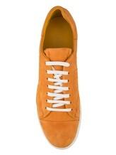 Кеды EREDA ERM1502 100% кожа Оранжевый Италия изображение 4