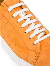 Кеды EREDA ERM1502 100% кожа Оранжевый Италия изображение 5