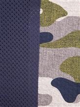 Куртка Herno GI0139U 100%хлопок Серо-зеленый Италия изображение 6