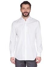 Рубашка XACUS 520ML 100%хлопок Белый Италия изображение 1