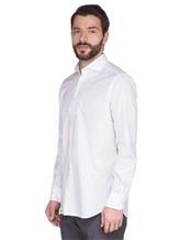 Рубашка XACUS 520ML 100%хлопок Белый Италия изображение 2