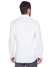 Рубашка XACUS 520ML 100%хлопок Белый Италия изображение 3