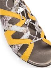Босоножки Henry Beguelin SD3468 100% кожа Желтый Италия изображение 5