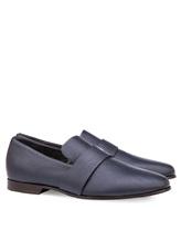 Туфли Henry Beguelin SU3401 100% кожа Темно-синий Италия изображение 0