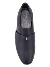 Туфли Henry Beguelin SU3401 100% кожа Темно-синий Италия изображение 4