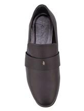 Туфли Henry Beguelin SU3401 100% кожа Антрацит Италия изображение 4