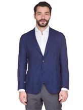 Пиджак Colombo GI00022/ZG 100% кашемир Синий Италия изображение 1
