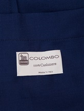 Пиджак Colombo GI00022/ZG 100% кашемир Синий Италия изображение 5