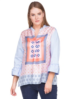 Рубашка Le Sarte Pettegole WKH