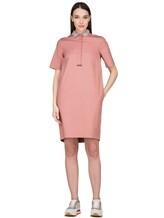 Платье Peserico S02884 96% хлопок 4% эластан Коралловый Италия изображение 0
