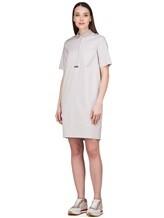 Платье Peserico S02884 96% хлопок 4% эластан Светло-бежевый Италия изображение 1