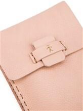 Сумка Henry Beguelin BD3437 100% кожа Бежево-розовый Италия изображение 3