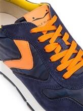Кроссовки Voile Blanche 2012246 60% кожа, 40% нейлон Сине-оранжевый Сербия изображение 5
