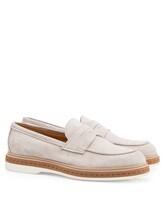 Туфли Santoni MGMG12940 100% кожа Светло-серый Италия изображение 0