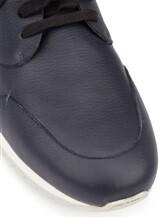 Кроссовки Henry Beguelin SU3008 100% кожа Темно-синий Италия изображение 5
