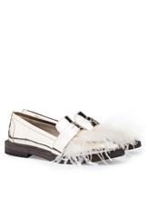 Туфли Lorena Antoniazzi LP3388S5 100% кожа Серо-бежевый Италия изображение 0