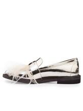 Туфли Lorena Antoniazzi LP3388S5 100% кожа Серо-бежевый Италия изображение 2