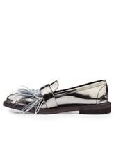 Туфли Lorena Antoniazzi LP3388S5 100% кожа Серый Италия изображение 2