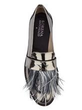 Туфли Lorena Antoniazzi LP3388S5 100% кожа Серый Италия изображение 4