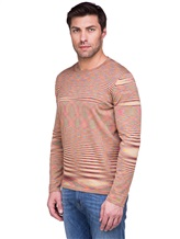 Джемпер Missoni 539122 100 % хлопок Оранжевый Италия изображение 2