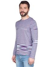 Джемпер Missoni 539122 100 % хлопок Сине-розовый Италия изображение 2