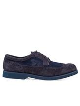 Ботинки EREDA DU1555P0TERZ0 100% кожа Синий Италия изображение 1