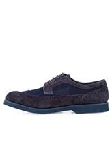 Ботинки EREDA DU1555P0TERZ0 100% кожа Синий Италия изображение 2