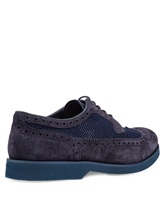 Ботинки EREDA DU1555P0TERZ0 100% кожа Синий Италия изображение 3