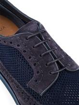 Ботинки EREDA DU1555P0TERZ0 100% кожа Синий Италия изображение 5