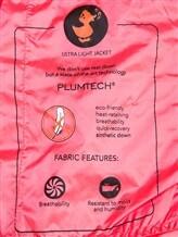 Куртка Save the Duck D3682W 100% нейлон Розовый Китай изображение 5
