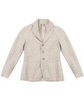 Пиджак 120% Lino N1B8862 100% лён Жемчужный Болгария изображение 0