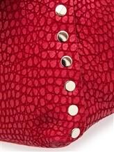 Сумка ZANELLATO 06138 100% кожа Малиновый Италия изображение 7