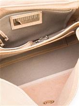 Сумка ZANELLATO 06138 100% кожа Светло-бежевый Италия изображение 7