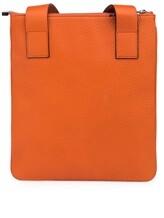 Сумка Serapian 6794 100% кожа Оранжевый Италия изображение 4