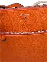 Сумка Serapian 6794 100% кожа Оранжевый Италия изображение 5