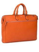 Сумка Serapian 6218 100% кожа Оранжевый Италия изображение 2