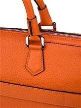 Сумка Serapian 6218 100% кожа Оранжевый Италия изображение 4