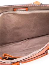 Сумка Serapian 6218 100% кожа Оранжевый Италия изображение 6
