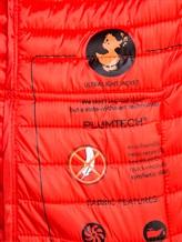 Куртка Save the Duck D3086W 100% нейлон Красный Китай изображение 5