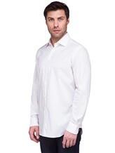Рубашка XACUS 333ML 100%хлопок Белый Италия изображение 2