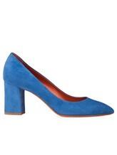 Туфли Santoni WDHZ57183 100% кожа Темно-голубой Италия изображение 1