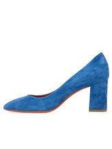 Туфли Santoni WDHZ57183 100% кожа Темно-голубой Италия изображение 2