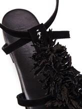 Босоножки Henry Beguelin SD3470 100% кожа Черный Италия изображение 5