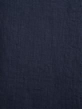 Пальто EREDA 18SEDC0700 100% лён Серо-синий Италия изображение 5